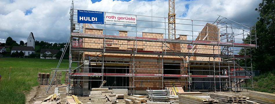 Neubau EFH Thundorf