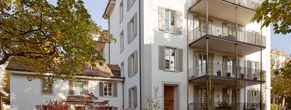Sanierung MFH Zürich